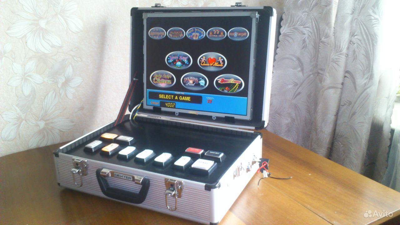 есть игровые автоматы чемоданы день победы того, бельё должно