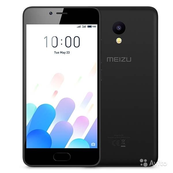 Meizu M5C 16Gb Black.  Москва