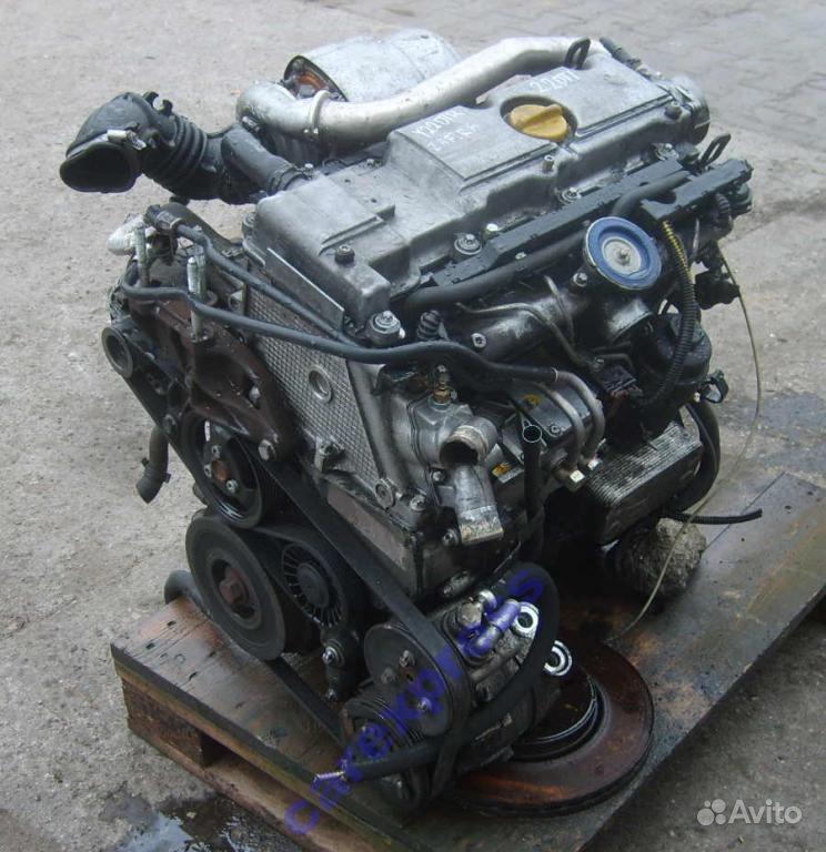 Двигатели для опель зафира