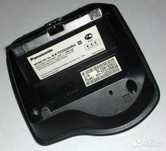 Panasonic KX-TCD205RU