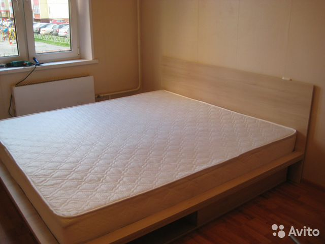 2 ух спальная кровать