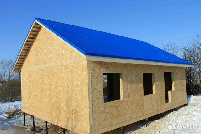 Купить сип панели для постройки дома