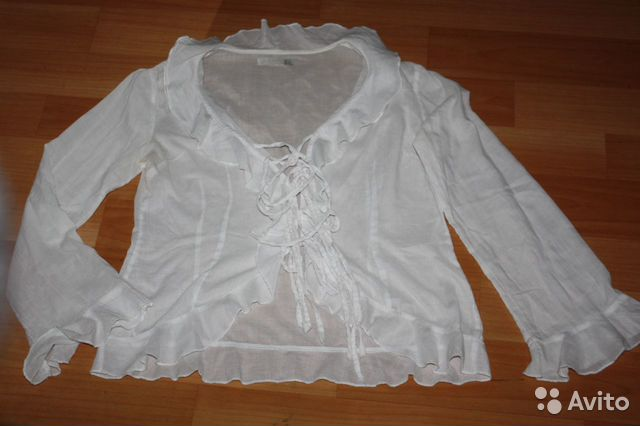 Белые Блузки Для Школы Купить В Омске