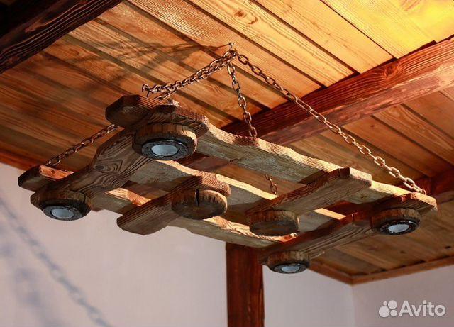 Декоративные светильники из дерева своими руками фото 26