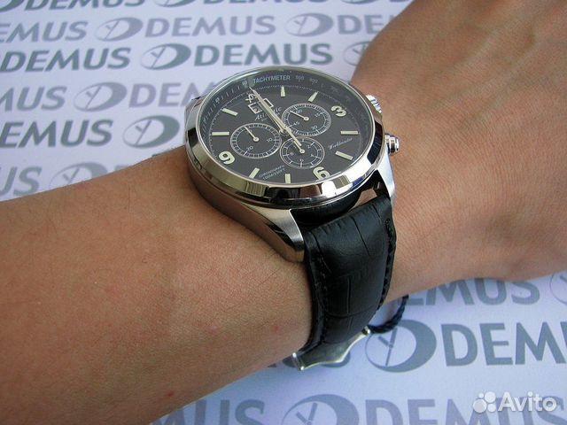 часы наручные мужские атлантик