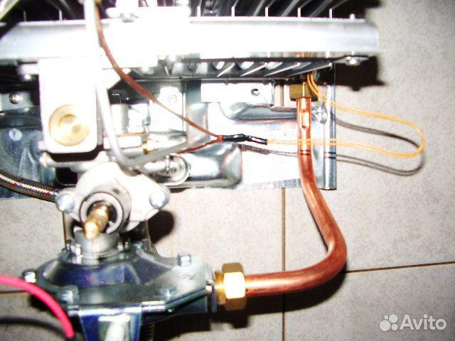 Ремонт колонок газовых электролюкс своими руками 29