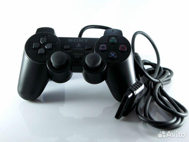 Продам Джойстик для Sony PS2 DualShock 2 (black) купить в Воронежской области на Avito - Объявления на сайте Avito