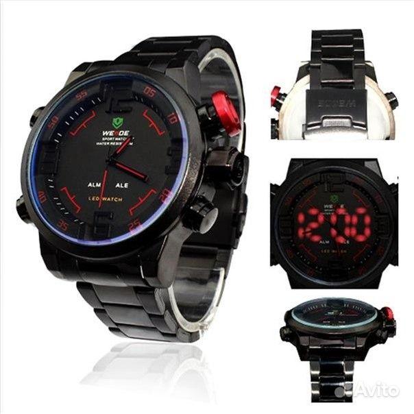 купить часы weide sport покажется вам