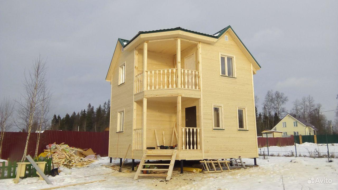 Строительство домов и бань купить на Вуёк.ру - фотография № 9