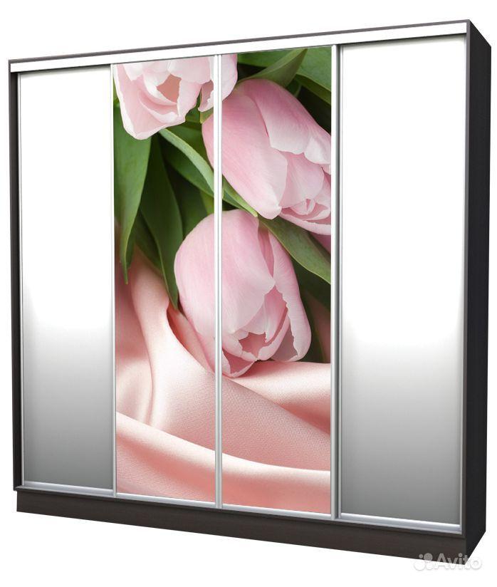 Фотопечать на стекле цветы фото
