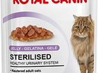 Корм Royal Canin Sterilised в желе 85 гр