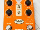 T-Rex Reptile Modulation Delay