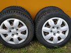 Колеса зимние (комплект): Hyundai/Kia