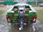 Лодка ''Южанка''мотор Yamaha 40