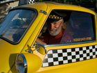 Водитель такси (парковый)