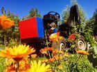 Изготовляем мини-трактора 4x4