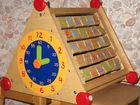 Обучающий 5 сторонний треугольник для дошкольников