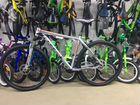 Новые горные велосипеды на 29 кол с алюминиевай