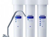 Установим 3-х уровневую очистку воды