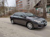 Toyota Corolla, 2007, с пробегом, цена 595 000 руб.