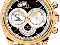 Omega DeVille Co-Axial Chronoscope Automatic 18kt