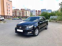 Volkswagen Polo, 2016 г., Уфа
