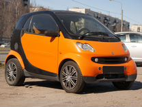 Smart Fortwo, 2002