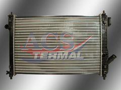 радиатор охлаждения chevrolet aveo 1.4 101л.с мкпп
