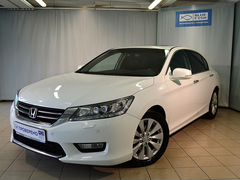 Honda Accord, 2013
