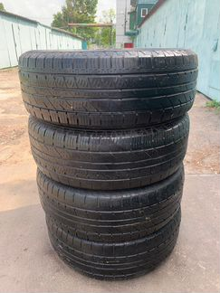Шины Continental Cross Contact 255/65 R17