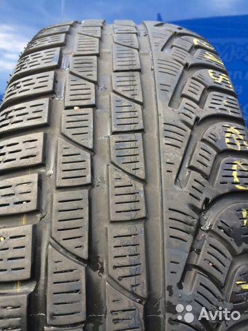 Резина 205/55 R16 pirelli Winter-210 Performance— фотография №1