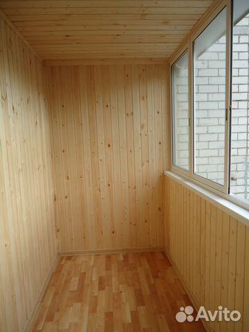 Услуги - отделка балконов и лоджий в воронежской области пре.