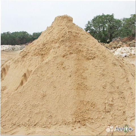 Песок, грунт, щебень