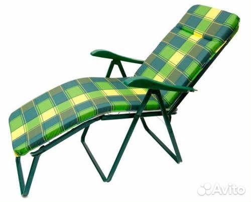 Кресло шезлонг леонардо