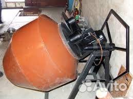 Авито бетона мешалка купить опирание плит на керамзитобетон