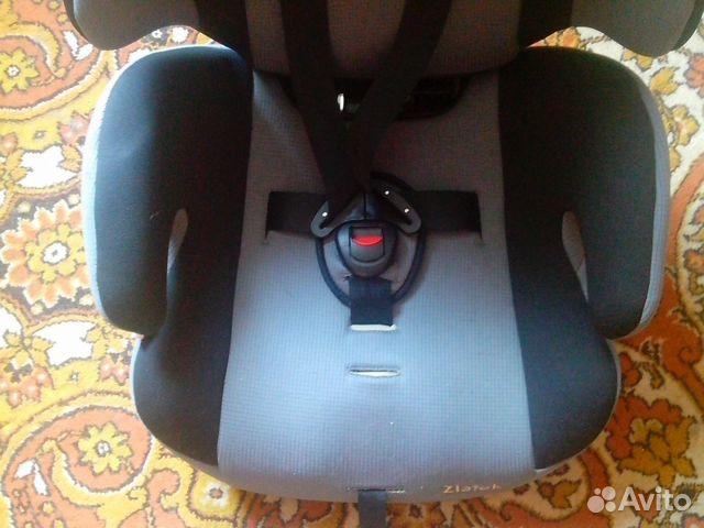 Кресло детское автомобильное от 15 до 36 кг  авито