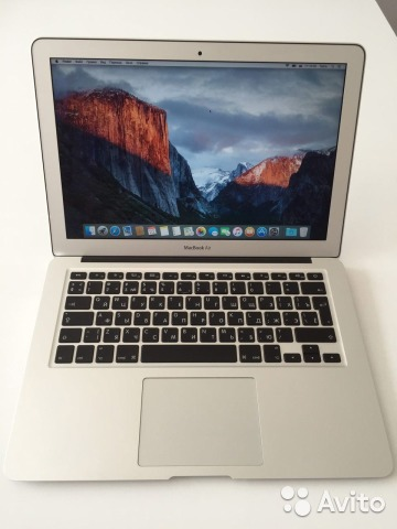 Продам Macbook Air 13″ A1369