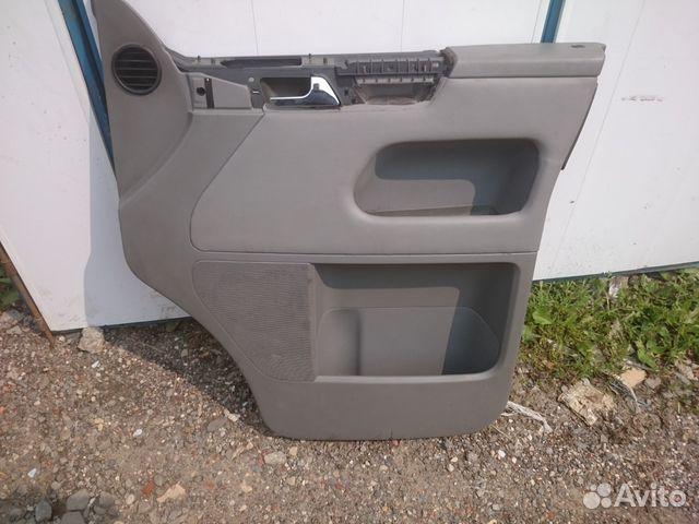 обшивка дверей фольксваген т5