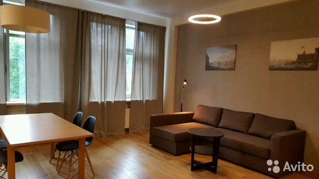 1-к квартира, 52 м², 2/8 эт. купить 3