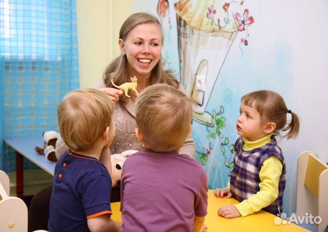 Частные детские сады бутово