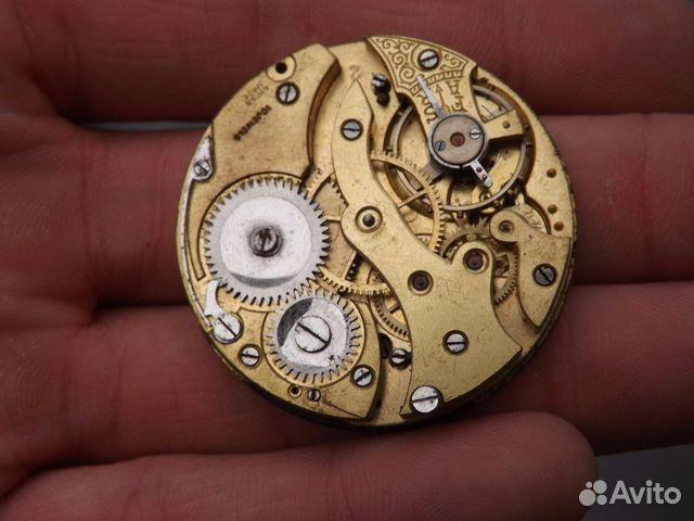 Швейцарские часы 19 века