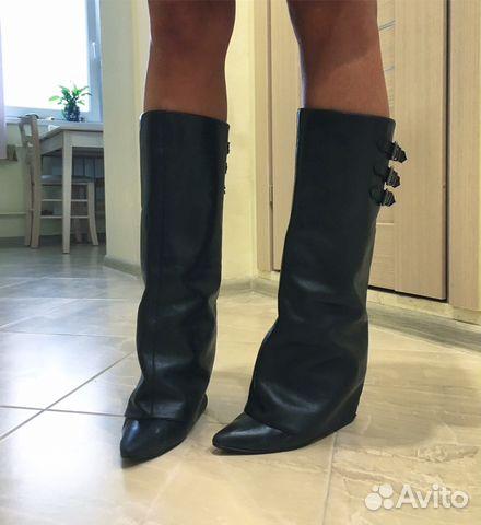 c57ba321a Сапоги кожаные Aldo Альдо (а-ля Givenchy) купить в Москве на Avito ...