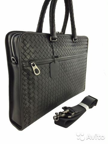 86e3fdf623d4 Мужская сумка портфель Bottega Veneta арт.914-32 | Festima.Ru ...