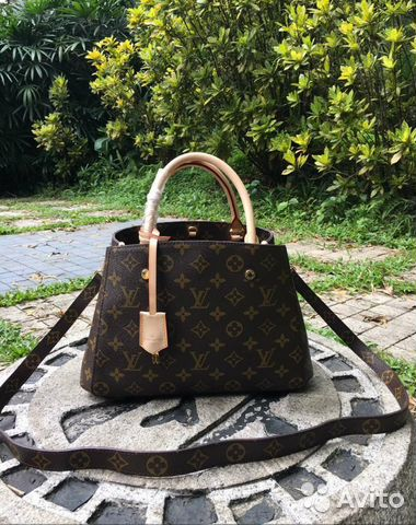 Сумка louis vuitton monogram canvas Montaigne GM   Festima.Ru ... 20c0cfe1cec
