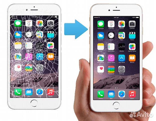 замена экрана iphone 5s новороссийск