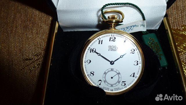 72d80fc8 Новые карманные часы K. Mozer (механика) купить в Москве на Avito ...