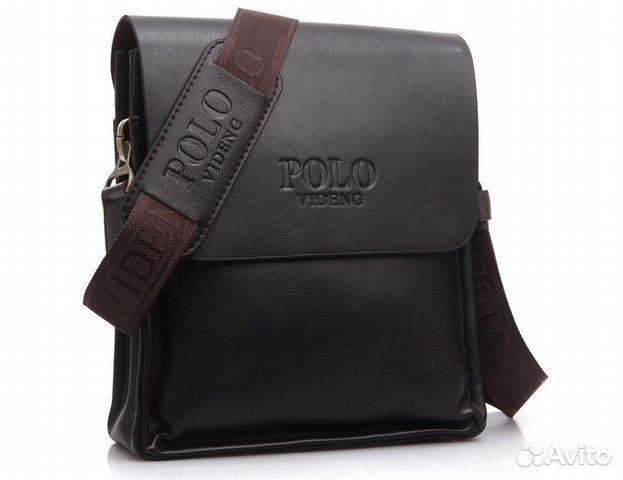 8c5dc811d18c Новая мужская сумка polo videng купить в Краснодарском крае на Avito ...