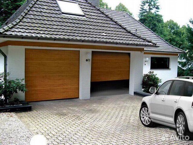 ворота гаражные чувашия