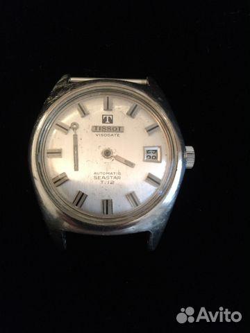 Швейцарские винтажные часы Tissot Seastar Т.12   Festima.Ru ... 329fb9688f7