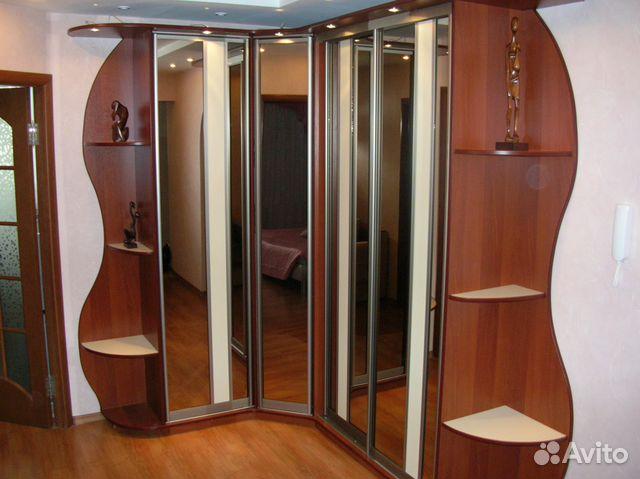 Услуги - шкафы-купе и другие мебельные изделия на заказ в мо.